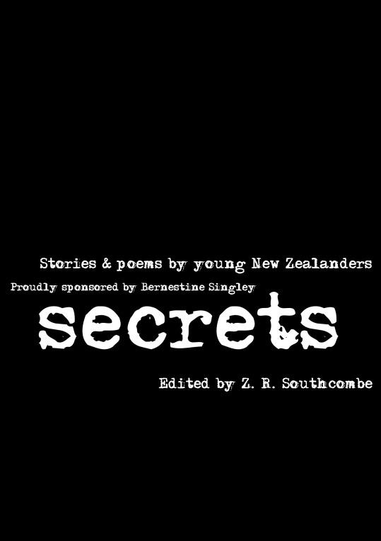 Secrets front cover pp